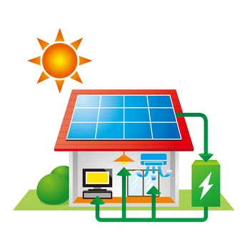 Accumolo di energia fotovoltaico - soetech.it