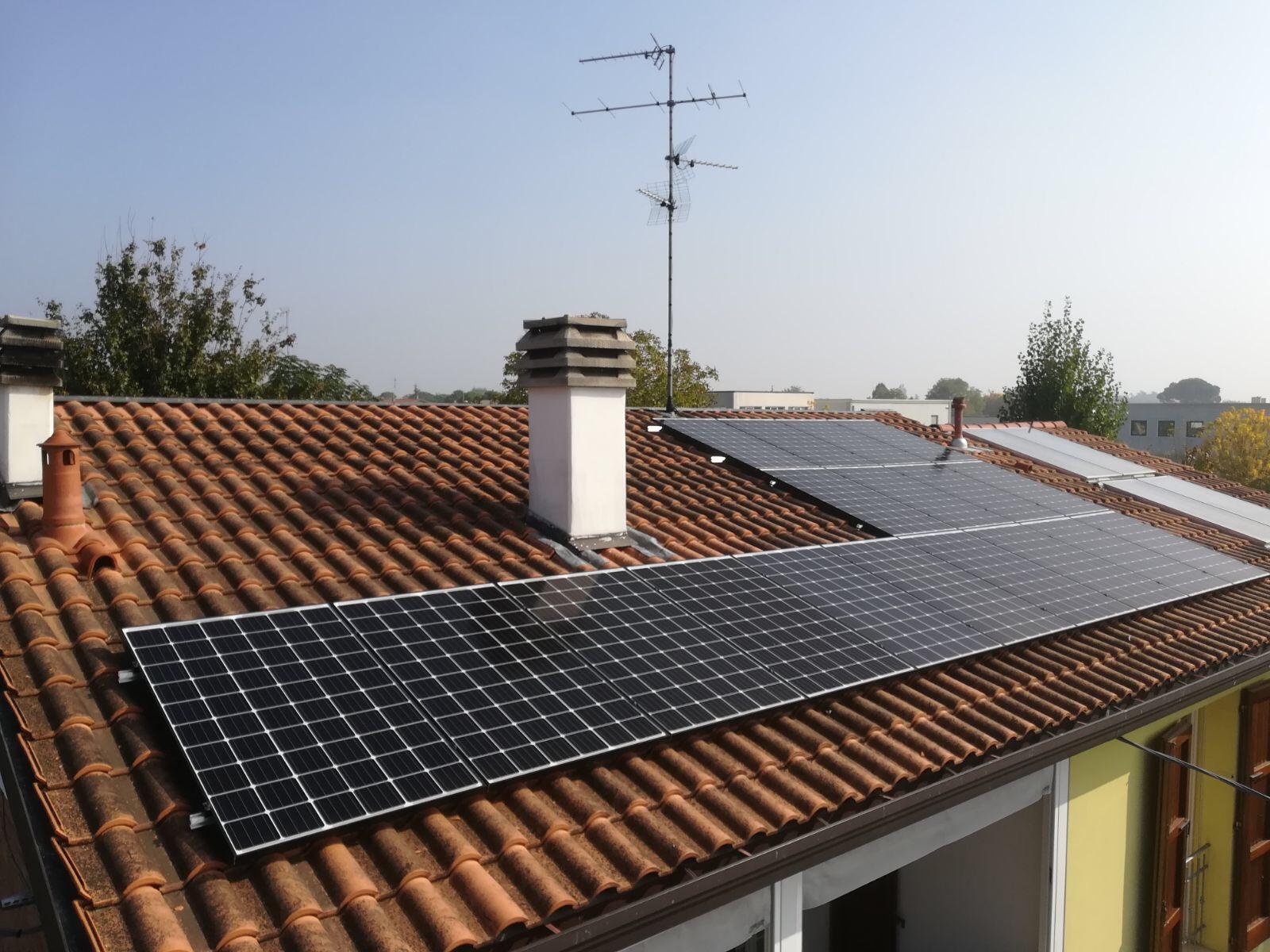 Impianto Fotovoltaico da 5,4kWp -Solarolo (RA) - soetech.it