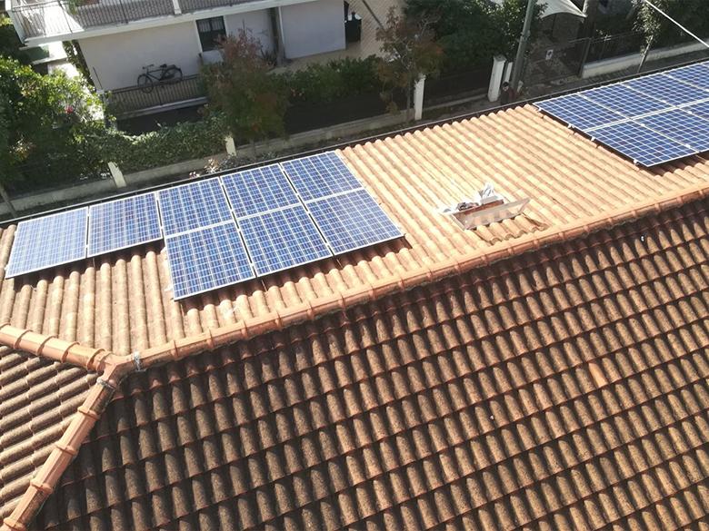 Impianto Fotovoltaico da 5kWp - Rimini (RN) - soetech.it
