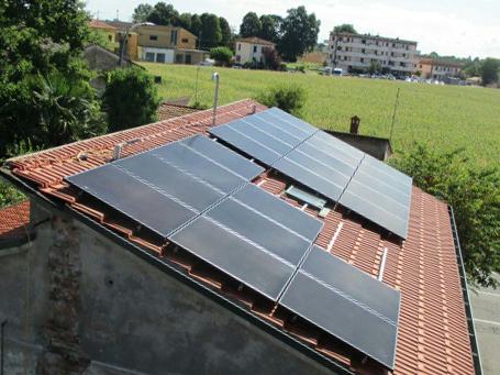 impianto fotovoltaico 4,08 - Ravenna -soetech.it