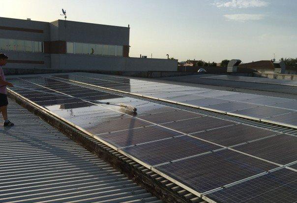 lavaggio impianti fotovoltaici - soetech.it