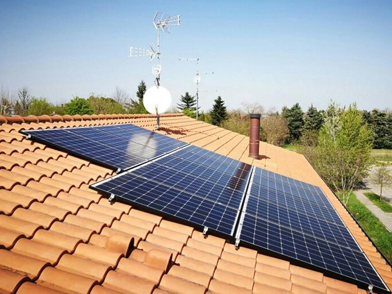Impianto Fotovoltaico da 4kWp - Forlì (FC) - soetech.it